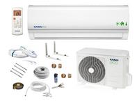 Klimatyzator ścienny KAISAI ECO KEX 3,5 kW R32 + zestaw montażowy 12w1