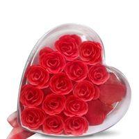 IMPRESJE płatki róż do kąpieli prezent mamy babci