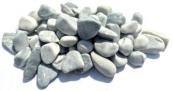 Kamień Dekoracyjny Do Ogrodu i Domu Ice Blue Otoczak 15-25 mm 5 KG