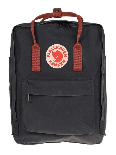 Plecak KANKEN FJALLRAVEN Black-Ox Red F23510-550-326 zdjęcie 1