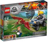 LEGO JURASSIC WORLD Pościg za pteranodonem 75926