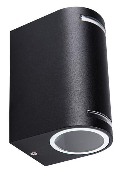 Lampa Ogrodowa Kinkiet Zewnętrzna GU10 Ścienna zdjęcie 1