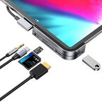 ADAPTER MULTI HUB USB C BASEUS IPAD PRO, MACBOOK