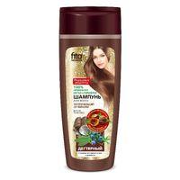 Szampon do włosów dziegciowy przeciwłupieżowy, wzmacniający   Fitokosmetik