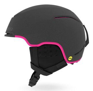 Kask zimowy GIRO TERRA MIPS matte graphite bright pink roz. S (52-55.5 cm) (DWZ)
