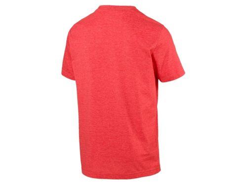 Koszulka męska PUMA ESS+ HEATHER TEE PEACOAT HEATHER