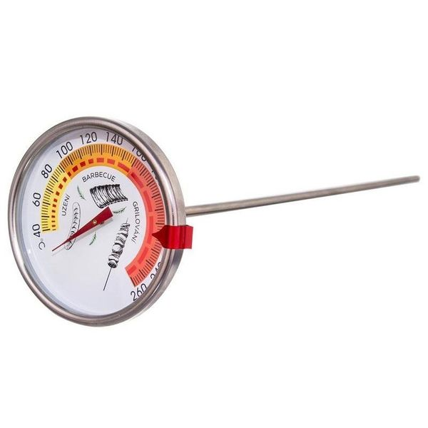 Termometr do wędzarni wędzenia mięsa ryb 33 cm zdjęcie 1