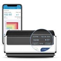 Ciśnieniomierz naramienny z funkcją badania EKG BP2 IOS Android
