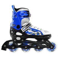 Łyżworolki 2w1 łyżwy hokejowe+rolki Mico Rider II 33-36
