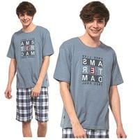 piżama chłopięca CORNETTE 551/32 AMSTERDAM L 182