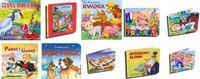 Klasyka bajek dla dzieci 10 kartonowych książek n2
