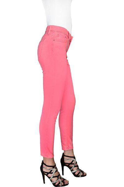 Gap Różowe Spodnie Jeansy - 44 / XXL zdjęcie 5