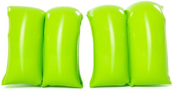 """RĘKAWKI """"FLUO"""" Kolor - Akcesoria nadmuchiwane - 04 - zielone"""