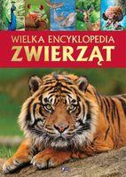 Wielka encyklopedia zwierząt ilustrowana 400 stron