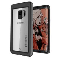 Etui Atomic Slim Samsung Galaxy S9 czarny