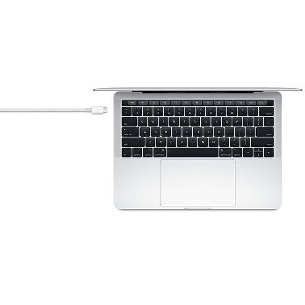 Apple Thunderbolt 3 (USB-C) kabel (0.8m) zdjęcie 2