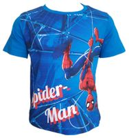 T-Shirt Spider-Man 3 lata r98 Licencja Marvel (SE1448 Blue 3Y)