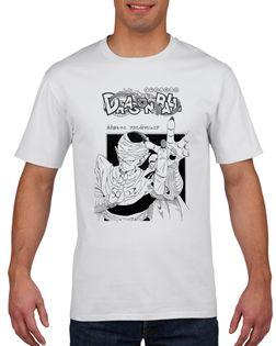 Koszulka męska DRAGON BALL XXL