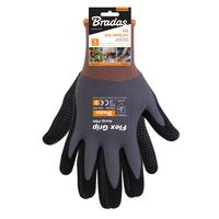 Rękawice ochronne FLEX GRIP SANDY PRO nitryl, rozmiar 7