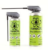 Olej silikonowy NANOOIL 400ml