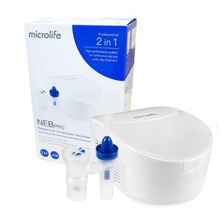 Inhalator tłokowy (pneumatyczny) NEB PRO - MICROLIFE