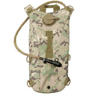 """Plecak hydracyjny z pokrowcem TPU """"Extreme"""" 2,5 l operation-camo"""