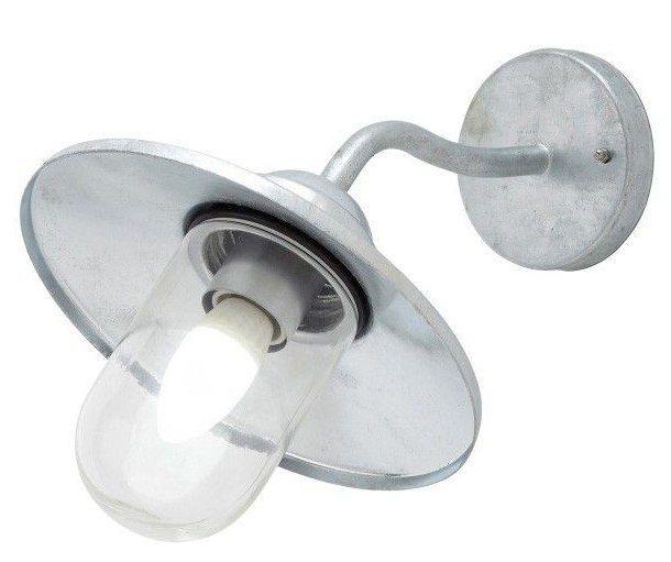 Lampa ogrodowa latarnia MARINE STEL kinkiet IP44 fr1 zdjęcie 2