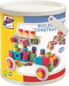 Zestaw konstrukcyjny - 130 elementów