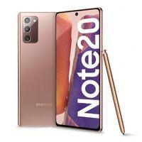 Smartfon Samsung Galaxy Note 20 4G 256GB Dual SIM Brązowy