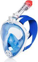 Maska do nurkowania pełnotwarzowa SPECTRA 2.0 Rozmiar - Maski - L/XL, Kolor - Spectra 2.0 - 11 - biały / niebieski