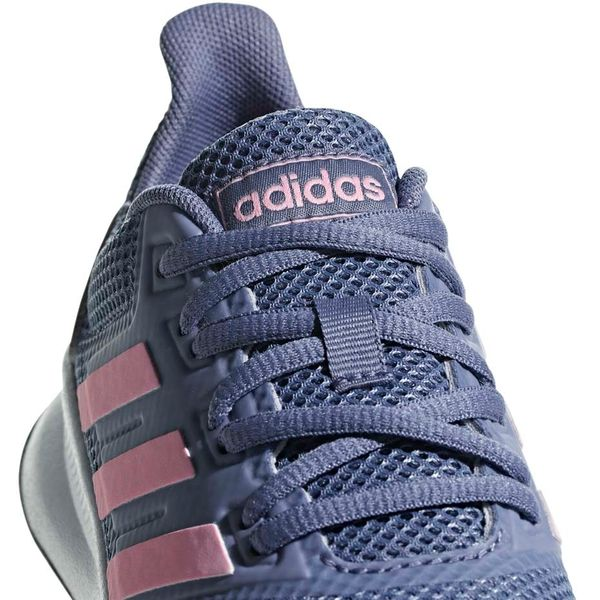Buty dla dzieci adidas Falcon K fioletowe F36541 38