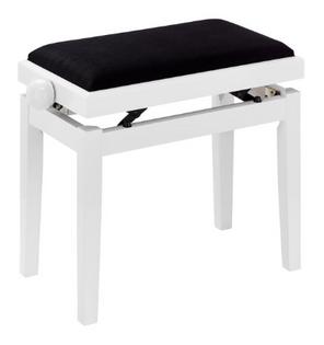 Regulowana ława stołek do pianina Thomann KB-15WHP