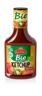 Ketchup Pikantny Jalapeno BIO 340g