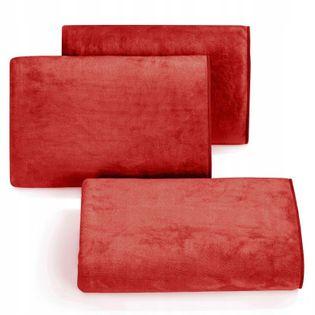 Ręcznik Szybkoschnący Sportowy Siłownia Czerwony