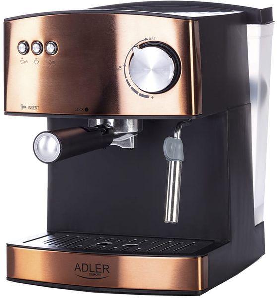 Ekspres ciśnieniowy do kawy Adler AD 4404 CR zdjęcie 5