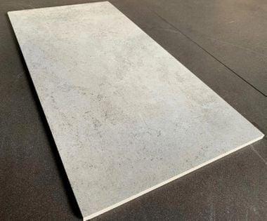 Płytki betonopodobne 120x60 - szary gres Mirador