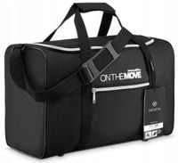 Torba na ramię ZAGATTO podróżna sportowa bagaż