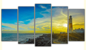 Latarnia morska Rozmiar - 5x100x50