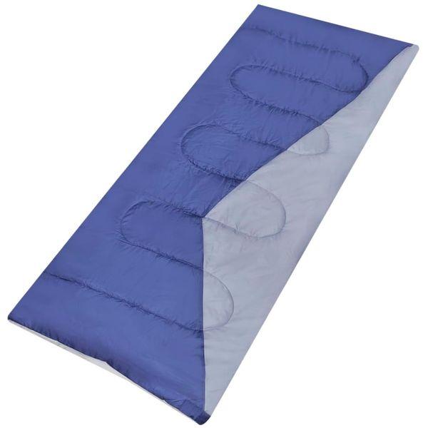 Lekki, prostokątny, śpiwór dla jednej osoby zdjęcie 2