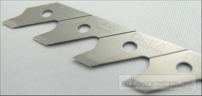 Olfa - ostrza COB-1 do cyrkla noża CMP-1 i CMP-1/D zdjęcie 1