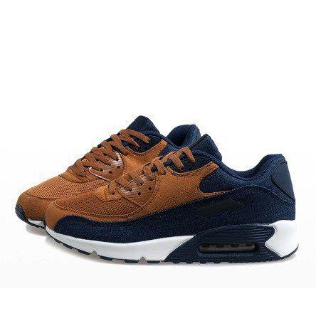 Granatowe męskie obuwie sportowe 8104 r.45 zdjęcie 5