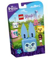 Lego Friends Kostka Andrei z królikiem