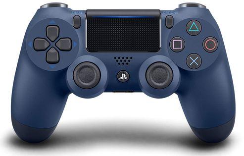Kontroler pad Sony DualShock 4 PS4 granatowy