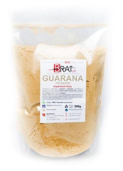 guarana w proszku bez dodatków 500g