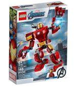 Lego Marvel Avengers Mech Iron Mana
