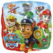 Balon foliowy Paw Patrol Psi Patrol kwadratowy XL