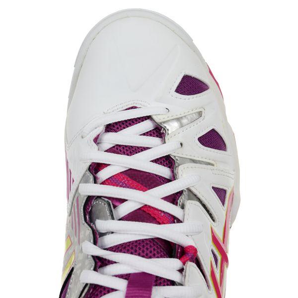 Buty halowe Asics Gel Sensei 5 MT damskie za kostkę do siatkówki tenisa piłki ręcznej 39