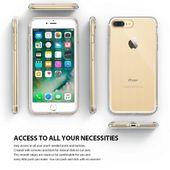 Etui Ringke Air iPhone 8 Plus / 7 Plus czarne zdjęcie 4