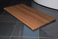 Mata z termowanego drewna jesionowego 85x 45 x 2,7cm