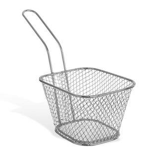 Metalowy Koszyk Do Serwowania Frytek Orion 124459